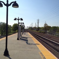 Photo taken at LIRR - Valley Stream Station by Jason on 5/6/2012
