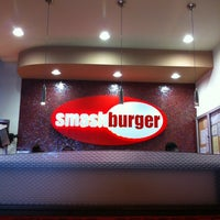 Photo taken at Smashburger by Paul C. on 3/24/2012