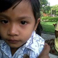 Photo taken at PAUD/TK Pradnyan Mumbul Nusa Dua by Yan m. on 2/17/2012