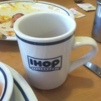 Photo taken at IHOP by Greg I. on 4/21/2012
