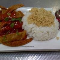 Photo taken at Tamansari Food Court by EsA J. on 8/17/2012