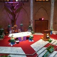 Photo taken at Saint John's Church by SoodrukSoodLove A. on 3/25/2012