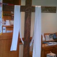 Photo taken at St. Matthew The Apostle  Church by Christine on 5/27/2012