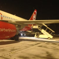 Photo taken at Zurich Airport Railway Station by Jeff H. on 2/13/2012