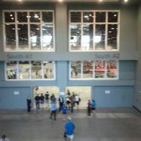 Photo taken at Orange County Convention Center South Concourse by Tracie M. on 4/28/2012