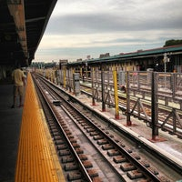 Photo taken at MTA Subway - 4th Ave/9th St (F/G/R) by James C. on 8/19/2012