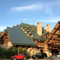 Photo taken at Disney's Wilderness Lodge by Keith C. on 8/31/2012