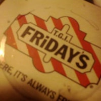 Photo taken at TGI Fridays by Steven S. on 4/23/2012