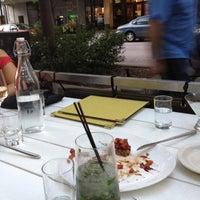 Photo taken at CitySen Lounge by Mari S. on 8/29/2012