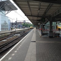Photo taken at Station Sittard by Felipe S. on 6/11/2012