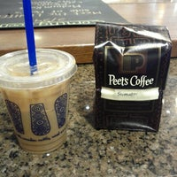 Photo taken at Peet's Coffee & Tea by Brian D. on 9/6/2012