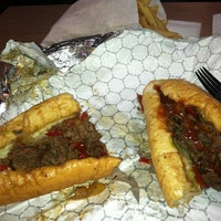 Photo taken at MLT Cheese Steaks and Grilled Cheese. by Jacqueline L. on 9/3/2012