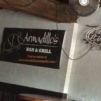 Photo taken at Armadillo's Bar & Grill by Diadem on 8/18/2012