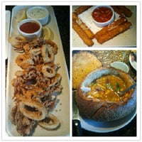Photo taken at BJ's Restaurant and Brewhouse by Terrence K. on 8/20/2012