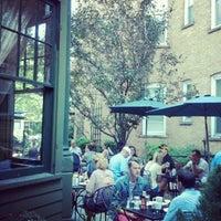 Photo taken at Iron Gate Cafe by Talya S. on 6/10/2012