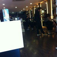 Photo taken at Kimarie Salons & Academy by Danny T. on 4/11/2012