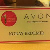 Photo taken at Avon Turkiye by KORAY E. on 9/10/2012