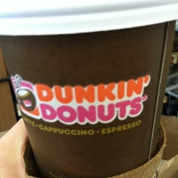 Photo taken at Dunkin' Donuts by Margaret R. on 3/27/2012