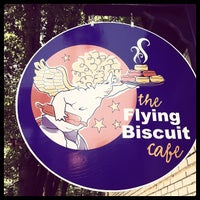 Photo taken at The Flying Biscuit Cafe by Rane M. on 5/27/2012