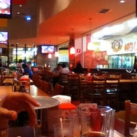 Photo taken at Shakey's Pizza by Álvaro M. on 7/29/2012