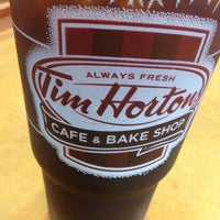 Photo taken at Tim Hortons by Matan Ar'ye S. on 4/19/2012