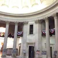 Photo taken at Federal Hall National Memorial by Guido S. on 8/16/2012