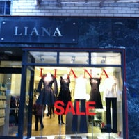 Photo taken at Liana Boutique by SaL on 8/7/2012