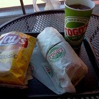 Photo taken at TOGO'S Sandwiches by Joe M. on 7/21/2012