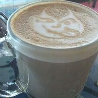 Photo taken at El Diablo Coffee by Zach H. on 3/23/2012