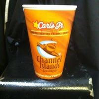 Photo taken at Carl's Jr. by Shannon A. on 3/14/2012