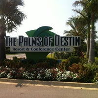 Photo taken at Palms of Destin Resort & Conference Center by Mike W. on 7/6/2012