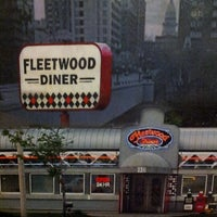 Photo taken at Fleetwood Diner by Shannon H. on 6/12/2012