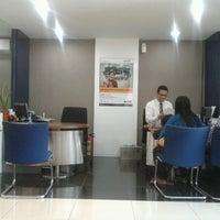 Photo taken at Bank Mandiri by Maysih Razin N. on 7/31/2012