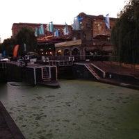 Photo taken at Camden Lock Village by willem v. on 8/30/2012