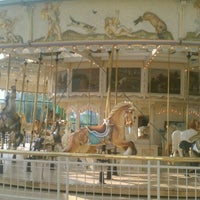 Photo taken at The Carousel @ Carousel Center by Joe L. on 5/24/2012