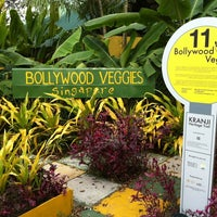 Photo taken at Bollywood Veggies by Danny C. on 6/15/2012
