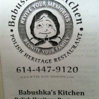 Photo taken at Babushka Kitchen by Jason V. on 6/10/2012