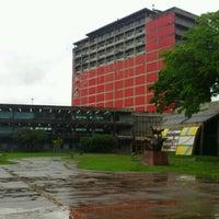 Photo taken at Universidad Central de Venezuela by Azrael A. on 5/3/2012