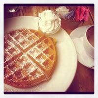 Photo taken at Toast Bakery & Café by K J. on 2/27/2012