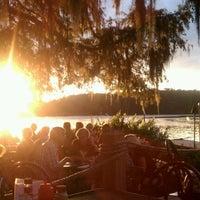 Photo taken at Hannah Banana's Sunshine Cabana by Julie M. on 9/9/2012