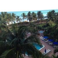 Photo taken at Four Points by Sheraton Miami Beach by Meedo .. on 3/21/2012