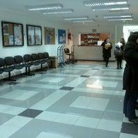 Photo taken at Fuero CAyT Edificio Av de Mayo by Zequi C. on 8/2/2012