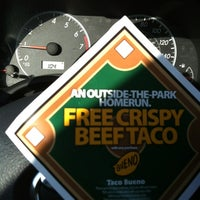 Photo taken at Taco Bueno by ariq d. on 7/30/2012
