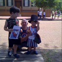 Photo taken at Lincoln Home National Historic Site by Suez G. on 7/19/2012