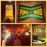 Photo taken at PUMA Social Club by Derek A. on 7/31/2012
