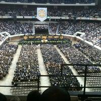 Photo taken at Richmond Coliseum by Bunnie C. on 5/12/2012