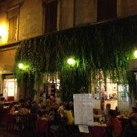 Photo taken at La Focaccia by Alex A. on 7/25/2012