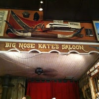 Photo taken at Big Nose Kate's Saloon by Losama on 9/2/2012