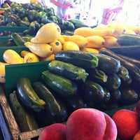 Photo taken at Trenton Farmers Market by Alison H. on 8/26/2012