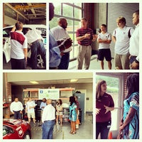 Photo taken at Center For Advanced Vehicular Systems by Kimberly T. on 8/31/2012